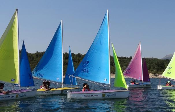 El 6º Campamento Inclusivo de Vela y Multiactividad de Fundación También se celebra del 1 al 9 de julio en Orense