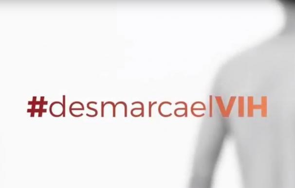 Cesida lanza la campaña 'Desmarca el VIH' para eliminar el estigma hacia los afectados por el virus