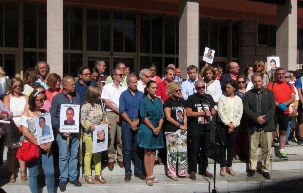 La familia de Francisco Molina confía en nuevas líneas de investigación tras cumplirse dos años de su desaparición
