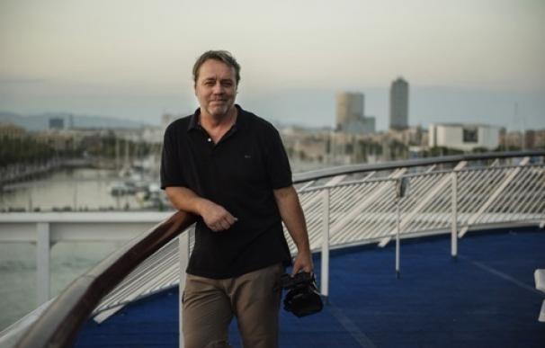 El reconocido blogger Paco Nadal recorre Baleares con Baleària