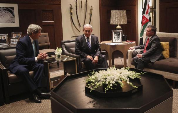"""Kerry recibe """"firmes compromisos"""" para calmar la tensión en Jerusalén"""