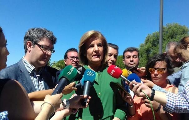 """Báñez destaca que la nueva Ley de Autónomos garantizará """"más derechos y más protección social"""" al colectivo"""