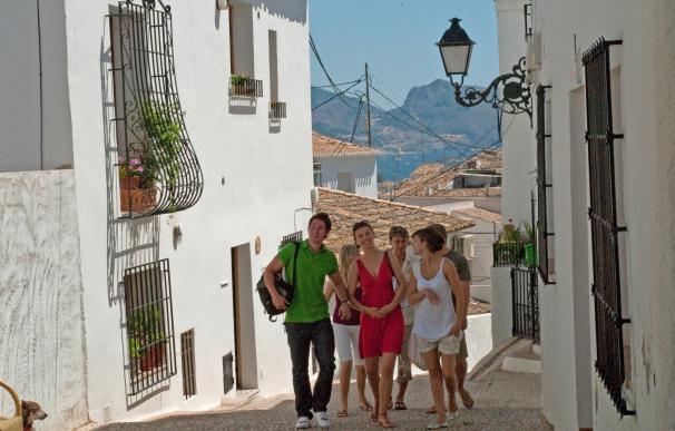 La Comunitat anota más de tres millones de visitas de turistas extranjeros hasta mayo, un 18% más