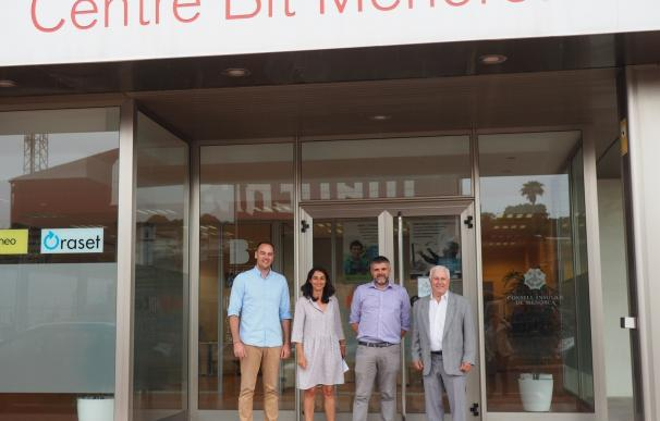 CentreBit, Pyme Menorca y Acceso colaborarán para el fomento y la creación de empresas de base tecnológica
