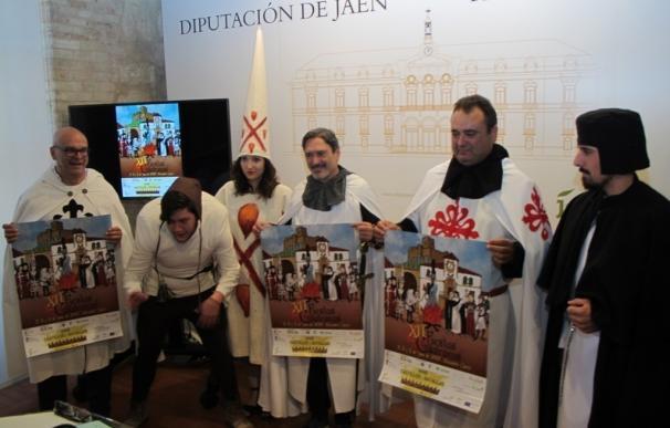 Las XII Fiestas Calatravas devuelven a Alcaudete a los siglos XIII y XIV