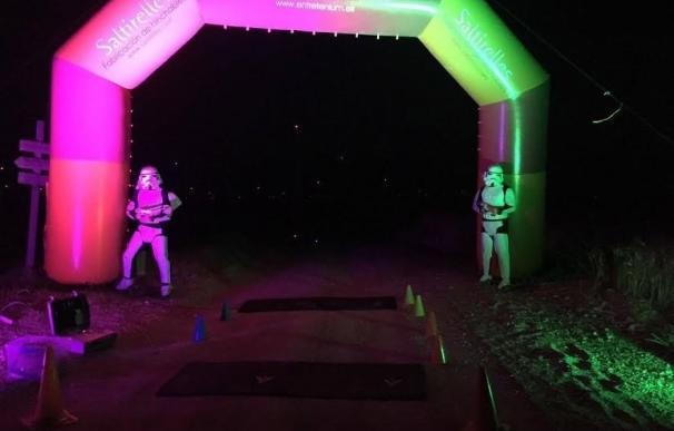 Cerca de 500 corredores disputarán la IV Estampida Nocturna de Cadrete