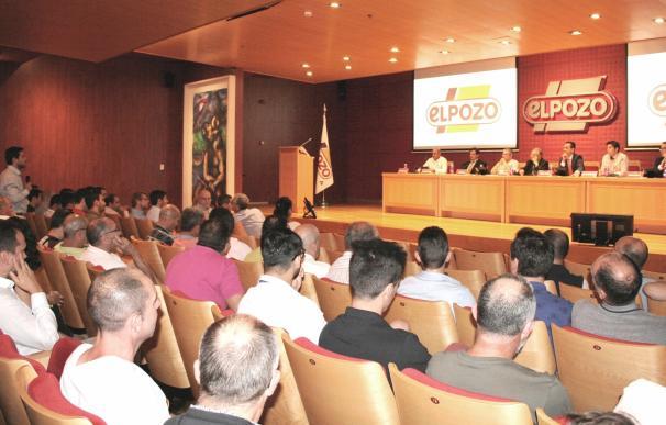 Más de 300 trabajadores de ElPozo proponen 200 medidas para que la empresa sea más eficiente