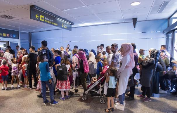 Andalucía acogerá a otras 58 refugiados demandantes de asilo procedentes de Grecia