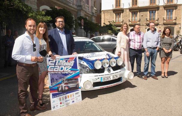 Seis pueblos de la Sierra calientan motores para el rallye más esperado de la provincia