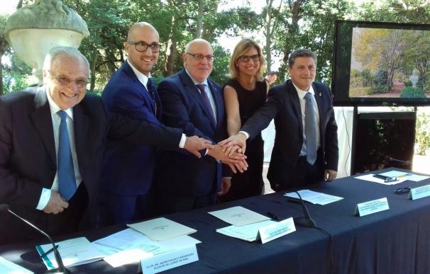 Administración y empresarios invertirán 63,7 millones en la reconversión de Lloret (Girona) hasta 2019