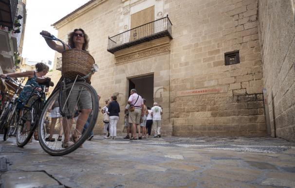 España recibió casi 28 millones de turistas internacionales hasta mayo, un 11,6% más