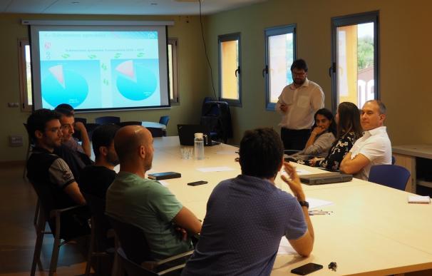 Cuatro proyectos de Menorca reciben cerca de 100.000 de la primera convocatoria de ayudas en I+D+i