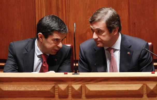 El Parlamento portugués aprueba los drásticos presupuestos de 2012