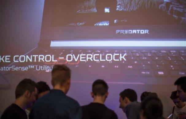 Acer muestra en Madrid sus novedades en los ámbitos 'gamer', doméstico y profesional