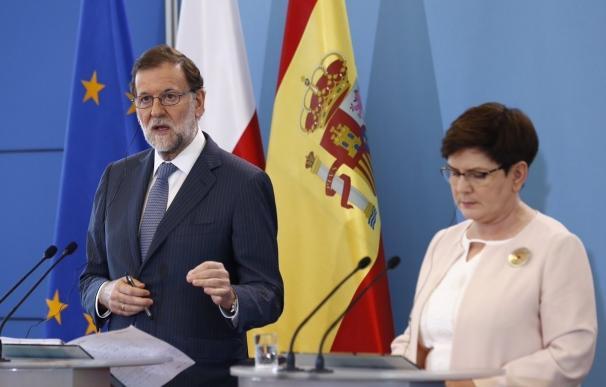 """Rajoy pide """"responsabilidad"""" a Cs porque no se puede hacer una rebaja fiscal """"cada poco tiempo"""""""