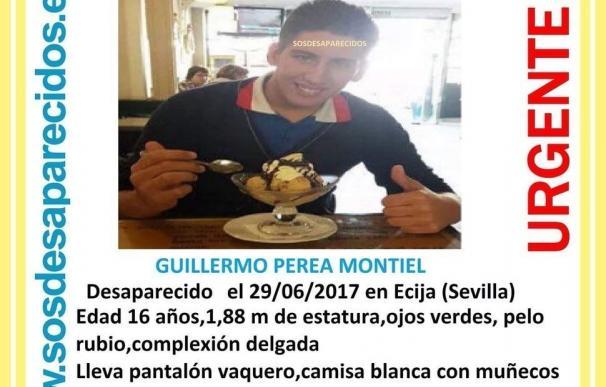 La Guardia Civil busca a un menor de 16 años desaparecido en Écija (Sevilla)