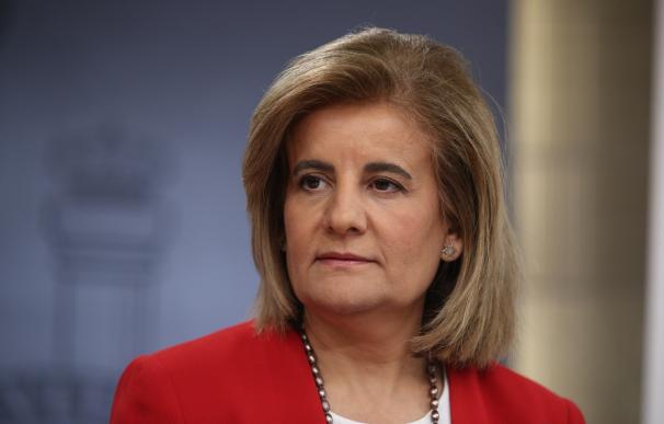 El PSOE exige que Báñez explique en Congreso el crédito para pagar pensiones y pacte medidas con sindicatos