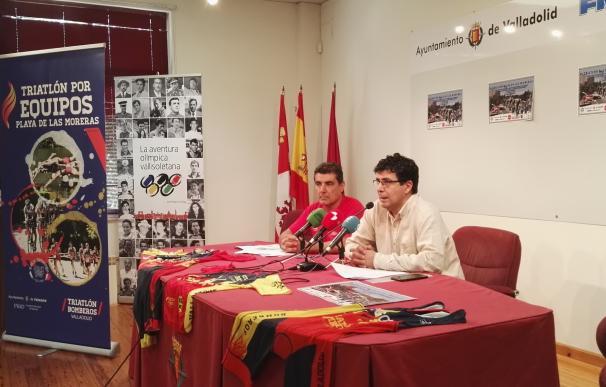 El IV Acuatlón y Triatlón Contrarreloj por Equipos se disputa este fin de semana en Valladolid