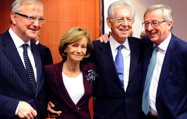 El Eurogrupo aprueba entregar otros 11.500 millones de euros a Irlanda