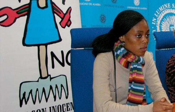 Dos ex niñas soldado de Sierra Leona estudiarán en la Universidad de Almería