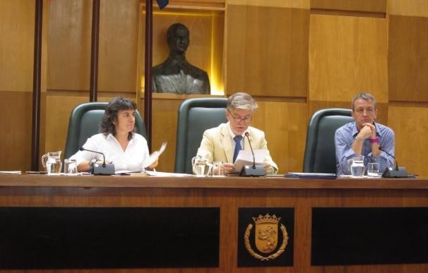 El alcalde anuncia que ZEC dimite de sus cargos en el consejo de la sociedad Ecociudad