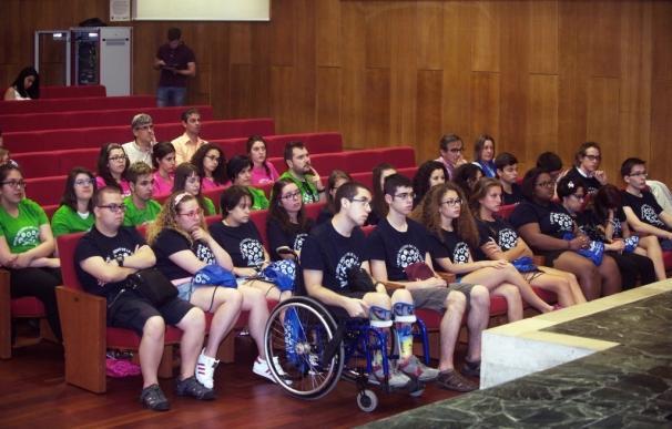 La UCLM participa en el campus inclusivo para reducir el abandono escolar entre estudiantes con discapacidad