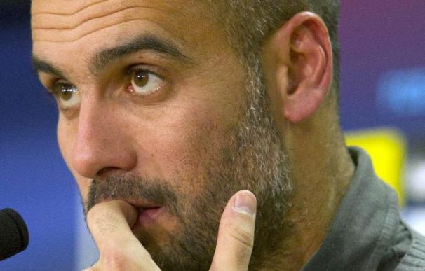 """Guardiola dice que hay que """"subir el nivel"""""""