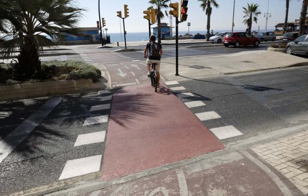 Ayuntamiento pide a la Junta la concesión del dominio público para un tramo de carril bici del paseo marítimo