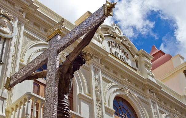 El Cristo de La Laguna será trasladado mañana sábado al Hospital de Dolores