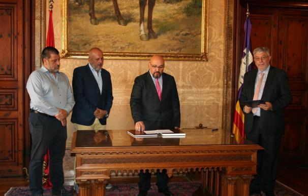 El Consell de Mallorca realizará un pleno extraordinario el 18 de julio para explicar el nuevo organigrama