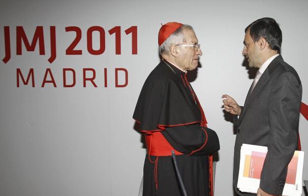 La Jornada Mundial de la Juventud deja 354 millones de beneficios para España y superávit para la Iglesia
