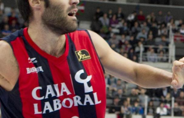 San Emeterio, MVP, brilla en Europa