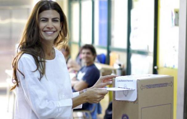 Juliana Awada, primera dama de Argentina