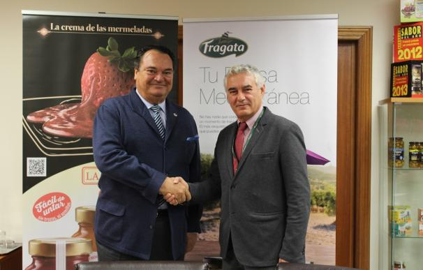 Ángel Camacho Alimentación y el Ifapa firman un acuerdo de colaboración para un proyecto de reutilización de agua