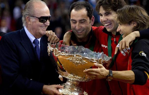 """Rafael Nadal dice que el año que viene """"seguro"""" que no va a jugar la Copa Davis"""