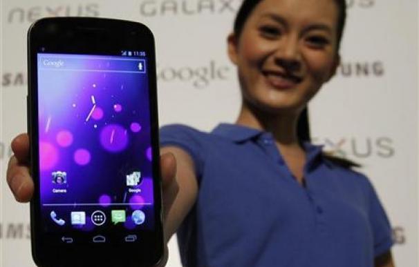 Samsung y Google presentan un móvil con el nuevo Android
