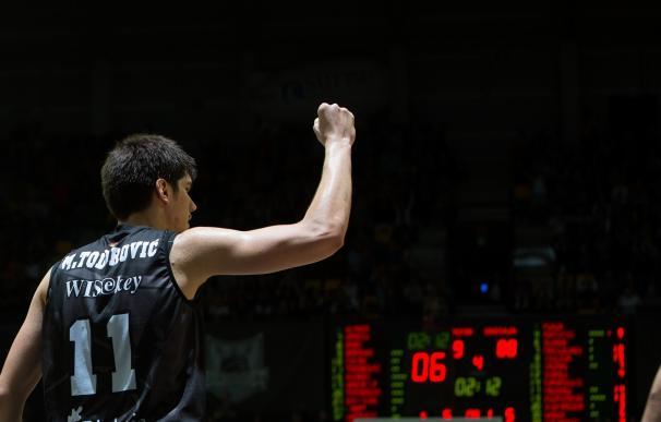 Marko Todorovic regresa al Bilbao Basket hasta final de temporada