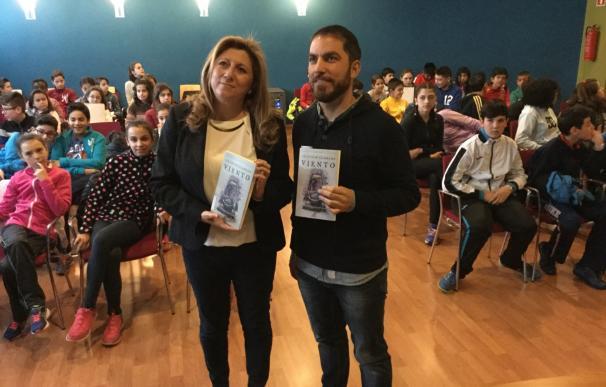 La biblioteca celebra el Día Infantil del Libro con un encuentro con el escritor Enrique Armenteros