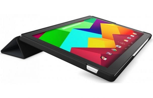 La tableta BQ Aquaris E-10 ofrece unas buenas prestaciones a un precio competitivo. (BQ)