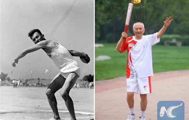 "Muere Guo Jie, el ""fósil vivo del olimpismo"""