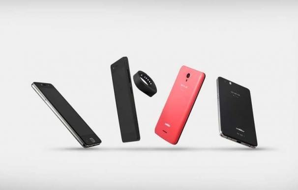 Wolder presenta la familia WIAM, sus nuevos smartphones de gama media