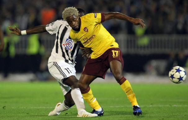 El Arsenal busca su pase a los octavos de final y un favor del Braga