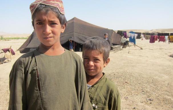 Afganistán registra en 2014 el mayor número de niños muertos desde hace siete años