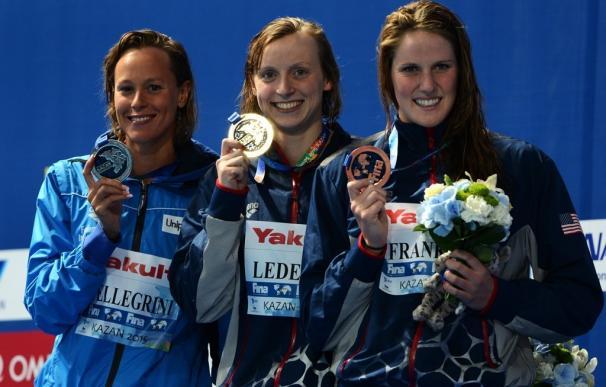 Federica Pellegrini, abanderada de Italia en los Juegos de Río de Janeiro