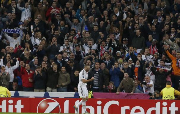 Benzema, quinto gol y a uno del liderato; Koke ya suma dos
