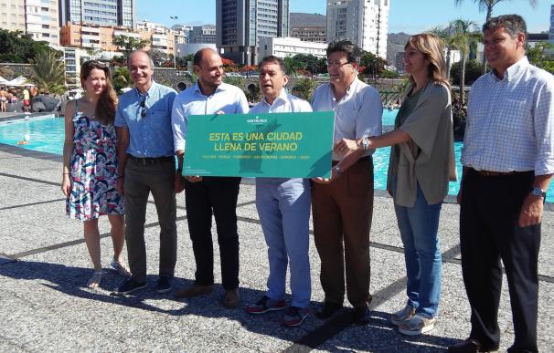 Santa Cruz acogerá más de 200 actividades este verano
