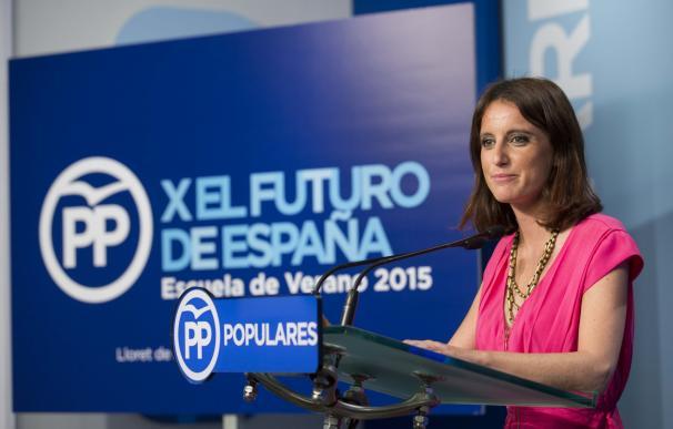 """Levy (PP) ante el protagonismo de Rivera: Hace un año """"el chico de moda"""" era Pablo Iglesias y ya ha descendido"""
