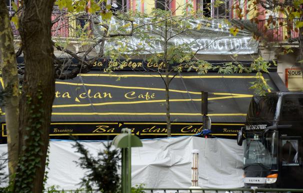 El terrorista huido habría formado parte del ataque en la sala Bataclan