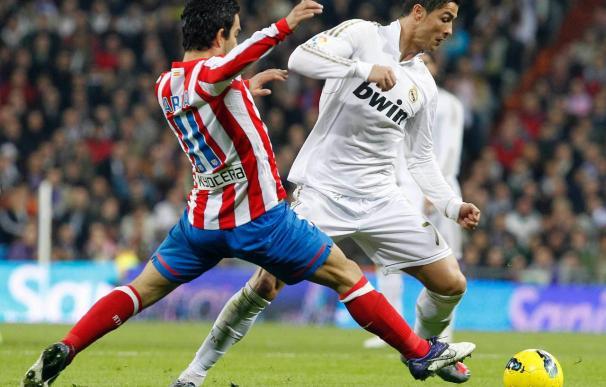 El Real Madrid regresa al trabajo sin Cristiano; Kaká y Arbeloa, con el grupoI