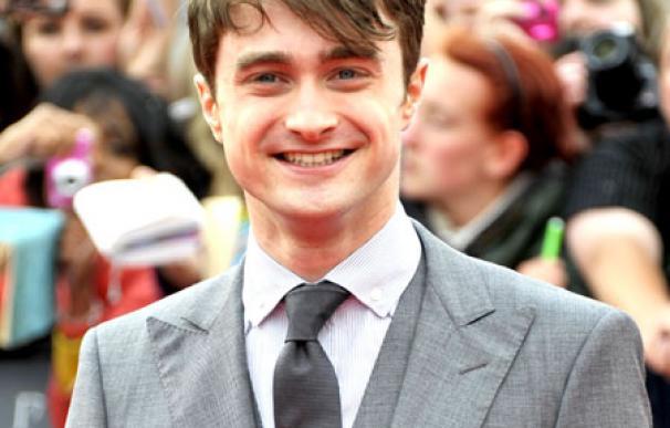 Daniel Radcliffe, el joven británico más rico